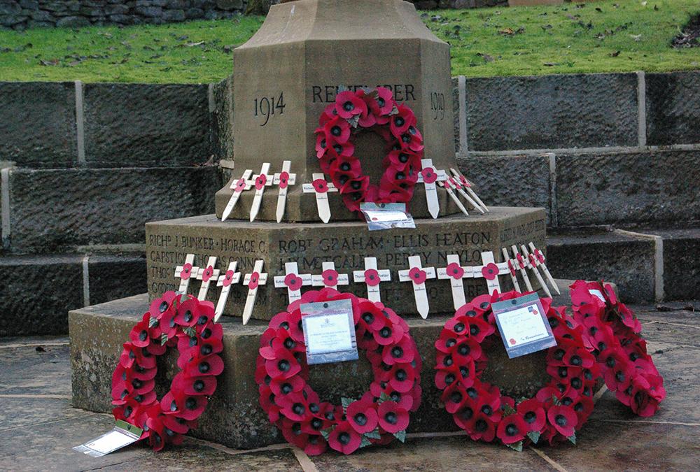 Harden War Memorial