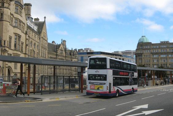 Last Minute Bus Changes
